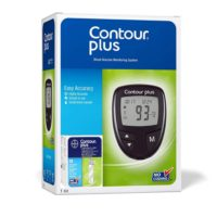 Best Contour Plus Glucometer Strips
