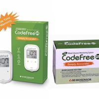 Best Sd Code Free Glucometer Kit