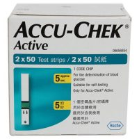 Best Accu-Chek Active 100 Test Strip