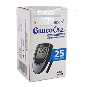 Dr. Morepen gluco one Test Strips