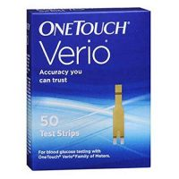 OneTouch Verio Test Strips, 100 Count