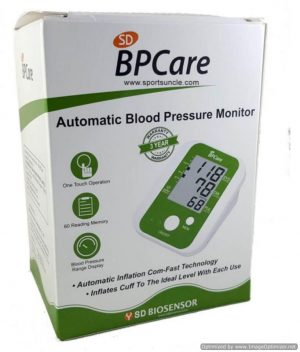 Automatic BP (Blood Pressure) Monitor SD BP Care