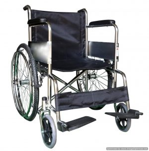 Best Hero Folding Wheelchair
