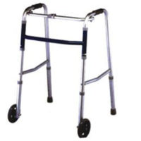 Ryder Stainless Steel Walker
