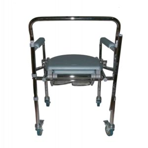 Folding Commode Chair