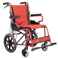 Ultra lightweight Folding wheelchair