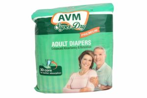 Super Dry Adult Diapers XL
