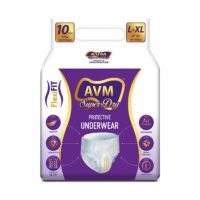 Best AVM Super Dry Adult Diapers L-XL