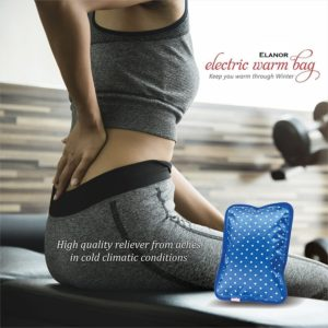 Heating Gel Bottle Pouch Massager For Body Pain Relief