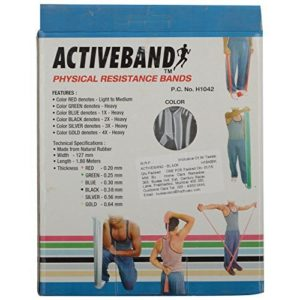 Activeband Exercise Rubber Bands (Blue) H1042
