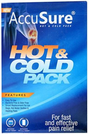AccuSure New Hot & Cold Pack