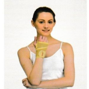 AccuSure Wrist Wrap Support with Thumb W-4