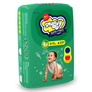 Snuggy diapers Size