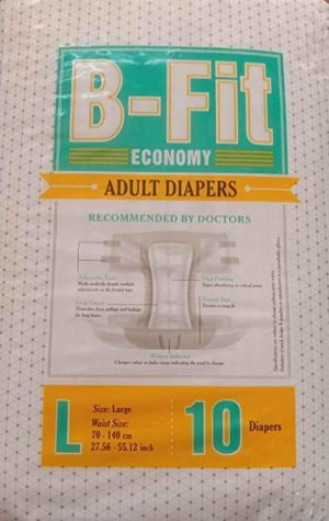 B-fit Adult diapers