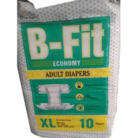 Best B-fit Adult Diaper Xl size