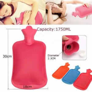 POCT Coronation Rubber Non-Electrical Hot Water Bag