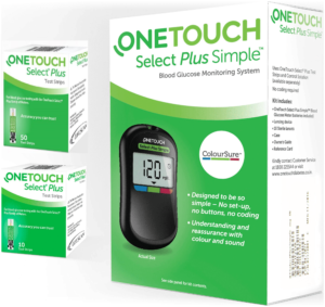 Onetouch Glucometer Strips