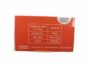Point of care Pulse Oximeter