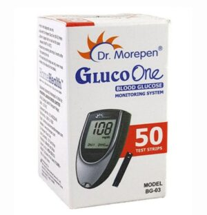 Best gluco one bg-03 Test Strips 50