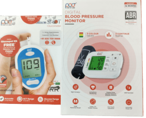 Best Glucometer and Bp Monitor