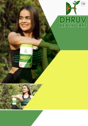 Imustir Daily Support To Health