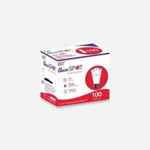 Point Of Care Glucose Strips Gluco Spot