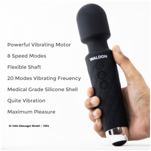 Wand Electrical Body Massager 7001 Dr Odin
